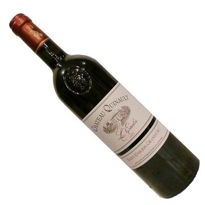 【ボルドー】【赤ワイン】シャトー・キノー・ランクロ 2007 [フランス][フルボディー]