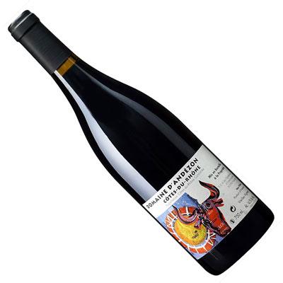【フランスワイン】【赤ワイン】コート デュ ローヌ ヴィエイユ ヴィーニュ 2016ドメーヌ・ダンデゾン [フルボディー]