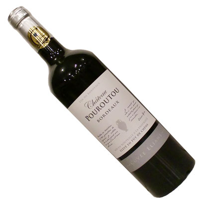 【ボルドー】【赤ワイン】シャトー プルトゥー キュヴェ・エリアンヌ 2012[フランス][フルボディー]