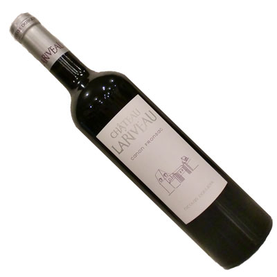 【ボルドー】【赤ワイン】シャトー ラリヴォー 2011 カノン・フロンサック[フランス][フルボディー]