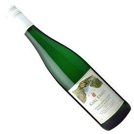 【ドイツワイン】【白ワイン】ユルツィガー ヴュルツガルテン カビネット 2015 カール・エルベス[甘口]