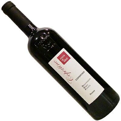 【イタリア】【赤ワイン】コペルティーノ ロッソ 2014ロッカ・ディ・モリ[フルボディ]