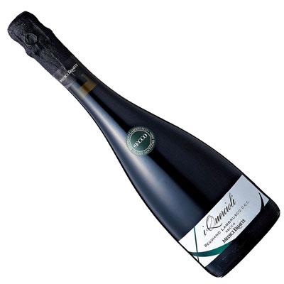 【イタリアワイン】【赤ワイン】クエルチオーリ・レッジアーノ・ランブルスコ・セッコ[スパークリングワイン][辛口]