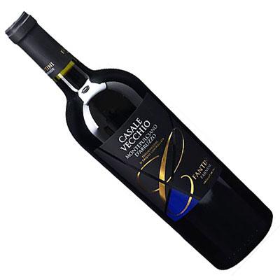 【イタリアワイン】【赤ワイン】モンテプルチアーノ ダブルッツオ カサーレ ヴェッキオ 2016 ファルネーゼ[フルボディ]