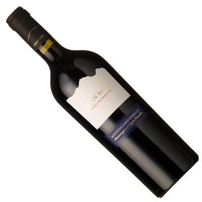 【イタリアワイン】【赤ワイン】グラン・サッソ モンテプルチアーノ・ダブルッツオ [ミディアムボディー]
