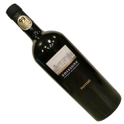 【イタリアワイン】【赤ワイン】エディツィオーネ 17 チンクエ・アウトークトニ 2015ファルネーゼ[フルボディ]