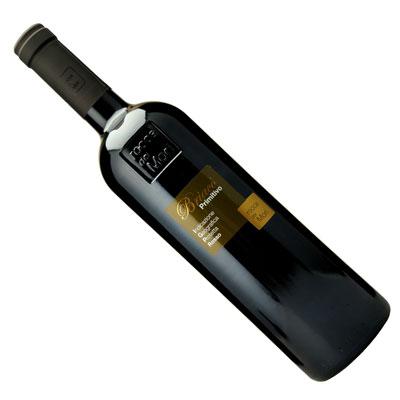 【イタリア】【赤ワイン】プリミティーヴォ サレント・ブリアコ 2013 ロッカ・ディ・モリ[フルボディー]
