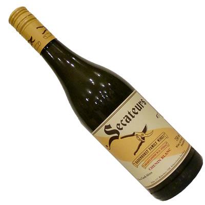 【南アフリカ】【白ワイン】バデンホースト セカチュア シュナン・ブラン 2017[辛口]