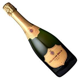 【南アフリカワイン】【スパークリングワイン】グラハム・ベック ブリュット ロゼ 2013 [辛口]
