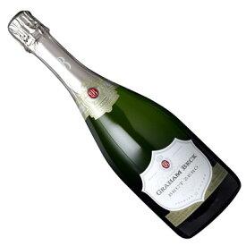 【南アフリカワイン】【スパークリングワイン】グラハム・ベック ブリュット ゼロ 2012[辛口]