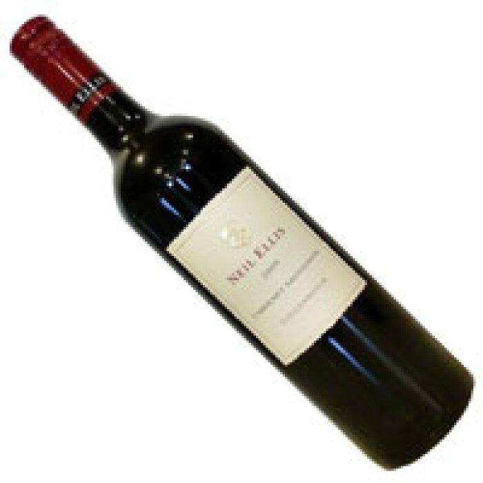 ニール・エリスカベルネ・ソーヴィニョン2006南アフリカボルドーワインに近いイメージの赤ワインエレガントで繊細で優雅、しかも力強い!10P15Jan10
