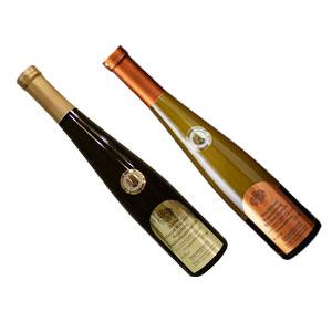 究極の大人のデザート 『アイスワイン&貴腐ワイン』375ml 2本セット 【送料無料】【甘口ワインセット】【楽ギフ_包装】