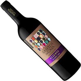 【ポルトガルワイン】【赤ワイン】サントス・ダ・カーザ・レゼルヴァ ドウロ 2013[フルボディ]