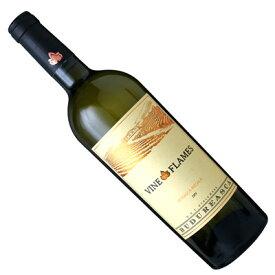 【ルーマニア】【白ワイン】ヴァイン・イン・フレイム フェテアスカ・レガーラ 2018[辛口]