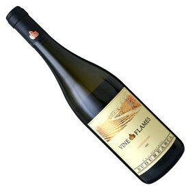【ルーマニア】【白ワイン】ヴァイン・イン・フレイム シャルドネ 2018[辛口]