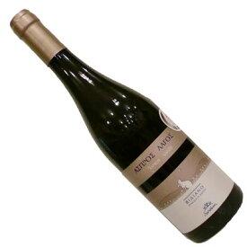 【ギリシャ】【白ワイン】アスプロス・ラゴス・ホワイト ヴィディアーノ 2014ドゥルファキス・ワイナリー[辛口]
