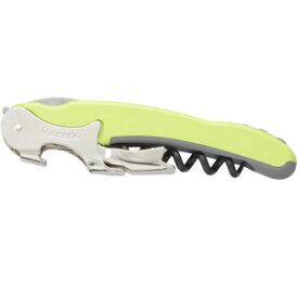 ムラーノ ソムリエナイフ グリーンダブルアクションで使いやすい!イタリア製ソムリエナイフ