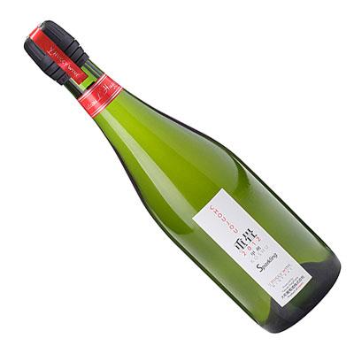 【日本】【スパークリングワイン】ハギースパーク重畳 CHOUJOU 2016 [辛口]