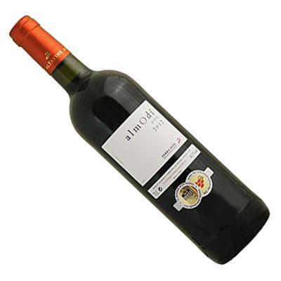 【スペイン】【赤ワイン】アルタビン ビティクルトール アルモディプティット レッド 2012[ミディアムボディー]