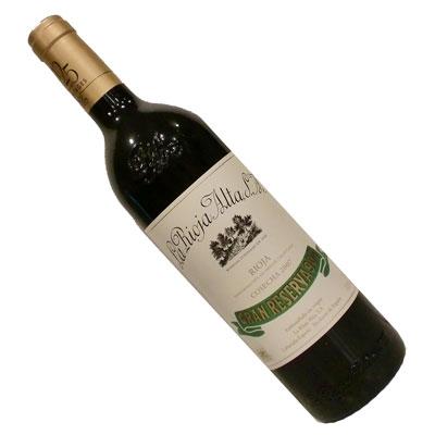 【スペインワイン】【赤ワイン】グラン・レゼルバ 904 2007 ラ・リオハ・アルタ[フルボディー]