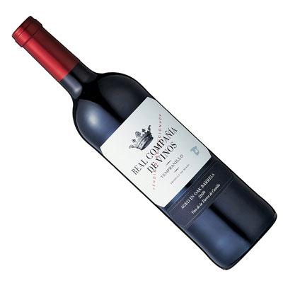 【スペイン】【赤ワイン】レアル・コンパニア・デ・ビニョステンプラニーリョ・ベンディミア・セレクシオ 2010[ミディアムボディ]