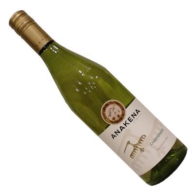 【チリ】【白ワイン】アナケナ ヴァラエタル シャルドネ [辛口]