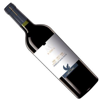 【イタリアワイン】【赤ワイン】ミッチーナ カンティーナ・チェラーロ 2016[フルボディー]