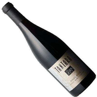 【アメリカ】【赤ワイン】タンタラ ピノ・ノワール サンタマリアヴァレー 2014 [フルボディー]