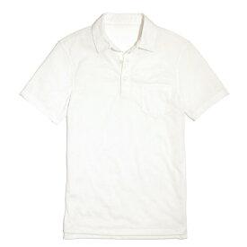ジェイクルー J.Crew メンズ Men's 半袖ポロシャツ Performance Polo Shirt ホワイト White