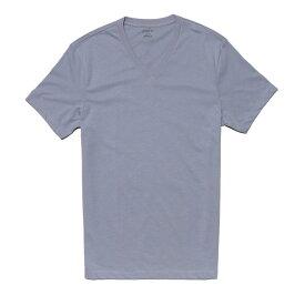 ジェイクルー J.Crew 半袖Tシャツ Heathered V-neck T-shirt ビンテージオーキッド Vintage Orchid