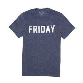 ジェイクルー マーカンタイル J.Crew Mercantile メンズ Men's 半袖 Tシャツ Friday T-shirt マリン コーブ Marine Cove
