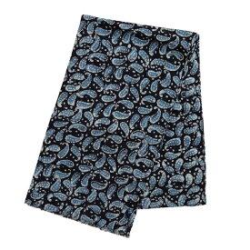 (ポロ ラルフローレン)POLO RALPH LAUREN スカーフ Block Paisley Cotton Scarf, Indigo Paisley インディゴ Indigo