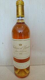 シャトー・ディケム 1997【A.C.ソーテルヌ】Ch.d'Yquem 1997【A.C.Sauternes】再入荷!