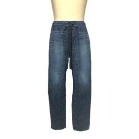 ☆【送料無料】CHAN LUU(チャンルー)USED加工デザインジーンズ(イージーパンツ)【中古】【美品】☆【2018ss】 【正規品】10P05Dec15