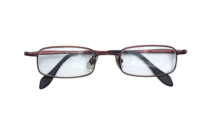 ☆【送料無料】【レア】MIKLI par MIKLI(ミクリパーミクリ アランミクリ)デザインアイウエア(眼鏡 メガネ) 【中古】☆【2015ss】10P05Dec15