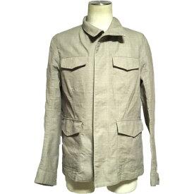 ☆【送料無料】MEN'S BIGI(メンズビギ)M-65型ミリタリーデザイン ジャケット【中古】【美品】☆【2016ss】10P05Dec15バーゲン