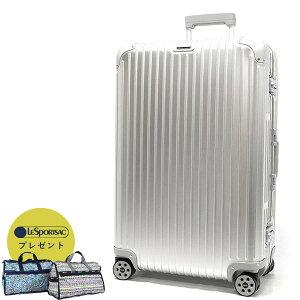 《最大1000円クーポン_5日23:59迄》RIMOWA リモワ スーツケース TOPAS トパーズ TSAロック 縦型 82L シルバー 924.70.00.4 | ブランド