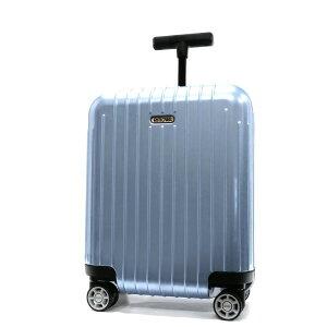 《オープン記念クーポン配布中》RIMOWA リモワ スーツケース SALSA AIR サルサ エアー TSAロック 機内持ち込みサイズ 縦型 22L アイスブルー 820.42.78.4 | ブランド