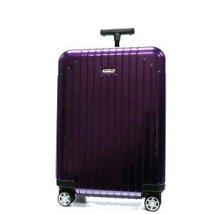 《最大800円クーポン》リモワ RIMOWA スーツケース SALSA AIR サルサ エアー TSAロック 縦型 38L ウルトラバイオレット 820.53.22.4 | ブランド