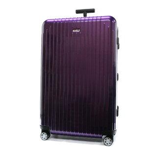 《最大1100円クーポン_13日1:59迄》RIMOWA リモワ スーツケース SALSA AIR サルサ エアー TSAロック 縦型 80L ウルトラバイオレット 820.70.22.4 | ブランド