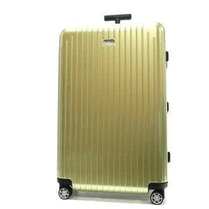 《最大750円クーポン_13日23:59迄》RIMOWA リモワ スーツケース SALSA AIR サルサ エアー TSAロック 縦型 80L ライムグリーン 820.70.36.4 | ブランド