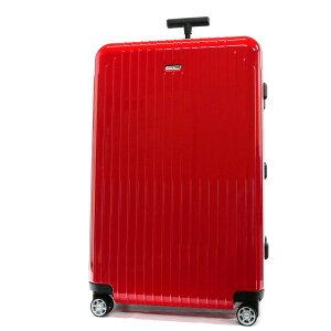 《最大1100円クーポン_13日1:59迄》RIMOWA リモワ スーツケース SALSA AIR サルサ エアー TSAロック 縦型 80L ガーズレッド 820.70.46.4 | ブランド