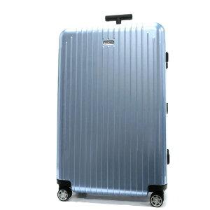 RIMOWA リモワ スーツケース SALSA AIR サルサ エアー TSAロック 縦型 80L アイスブルー 820.70.78.4 | ブランド
