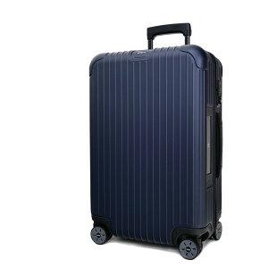 《期間限定P5倍_24日23:59迄》RIMOWA リモワ スーツケース SALSA サルサ TSAロック E-Tag 電子タグ搭載 縦型 63L Lサイズ マットブルー 811.63.39.5 | ブランド