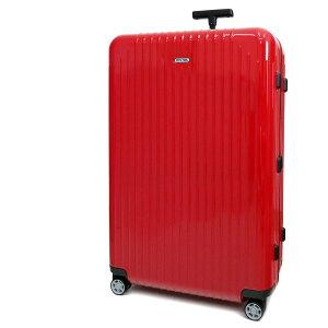 《最大1400円クーポン_24日1:59迄》RIMOWA リモワ スーツケース SALSA AIR サルサ エアー TSAロック 縦型 91L Lサイズ ガーズレッド 820.73.46.4 | ブランド