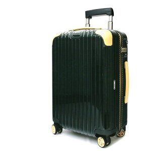 RIMOWA リモワ スーツケース BOSSA NOVA ボサノバ TSAロック 縦型 32L ジェットグリーン×ベージュ 870.52.41.4 | ブランド