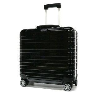 《最大1300円クーポン_15日23:59迄》RIMOWA リモワ スーツケース SALSA DELUXE サルサ デラックス ビジネス TSAロック 機内持ち込み 29L ブラック 830.40.50.4   ブランド
