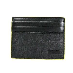 MICHAEL KORS マイケルコース カードケース メンズ MKモノグラム 定期入れ ブラック 39F6LMND2V 787 | ブランド