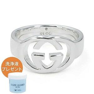 GUCCI グッチ 指輪 リング メンズ レディース シルバーブリット シルバー 190483 J8400 8106 | ブランド