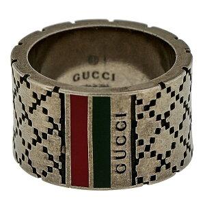 GUCCI グッチ 指輪 リング メンズ レディース ディアマンティッシマ リング クロームシルバー 295674 J89L0 8518 | ブランド